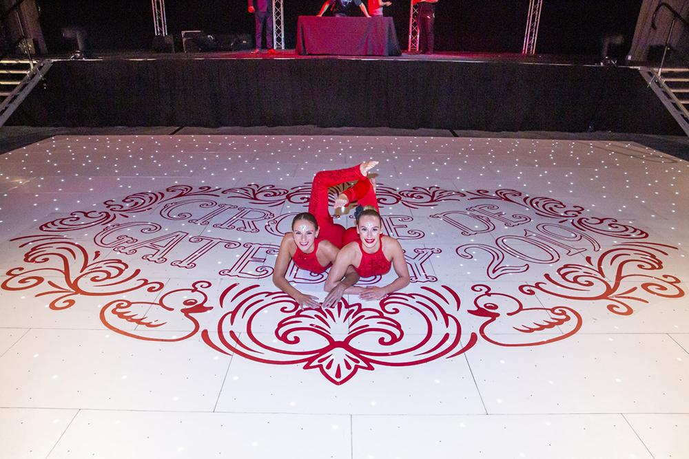 Floor design with Duo Adagio